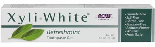 xyliwhite toothpaste refreshmint gel